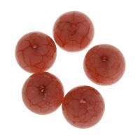 Acryl Schmuck Perlen, rund, 12mm, Bohrung:ca. 1.5mm, ca. 520PCs/Tasche, verkauft von Tasche