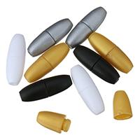 Kunststoff Bajonettverschluss, keine, 25x9x9mm, 10PCs/Tasche, verkauft von Tasche