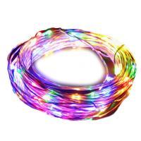 PVC Kunststoff LED-Weihnachtslicht, mit Messingdraht, Weihnachtsschmuck, keine, 200cm, verkauft von Strang