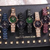 Damen Armbanduhr, Edelstahl, mit Glas & Zinklegierung, plattiert, für Frau, keine, 34x10mm, Länge:ca. 8 ZollInch, verkauft von PC
