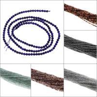 Edelstein Schmuckperlen, verschiedenen Materialien für die Wahl & verschiedene Größen vorhanden & facettierte, Bohrung:ca. 0.5mm, verkauft per ca. 15.5 ZollInch Strang