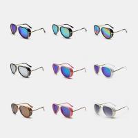 Art- und WeiseSonnenbrillen , Harz, mit Zinklegierung, unisex, keine, 131x50x140mm, verkauft von PC