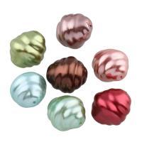 Acryl Perle, keine, 17.5x16mm, Bohrung:ca. 1mm, ca. 240PCs/Tasche, verkauft von Tasche