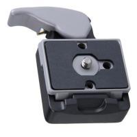 Stativ Einbeinstativ Zubehör Kugelkopf Schnellwechselplatte , Aluminiumlegierung, mit Kunststoff, 76x70mm, 51mm, verkauft von PC