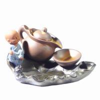 Porcelain Backflow Incense Burner, Porzellan, 180x130x100mm, verkauft von PC