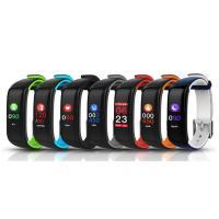 Intelligente Uhrtelefon, Silikon, mit Kunststoff & Zinklegierung, plattiert, Herzfrequenzmessung & Anrufanzeige & pedometer 3D & Multifunktions & unisex & einstellbar & LED & wasserdicht, keine, 49x17x11mm, Länge:ca. 10.6 ZollInch, verkauft von PC