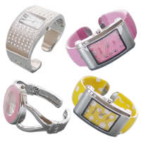 Cuff Bangle Watch
