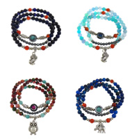 Agate Beads Multilayer Bracelets